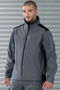 Werkjas Russel Workwear Soft Shell